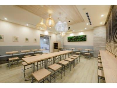 葛西駅徒歩3分好立地スペース コークスペース、会議等利用可の室内の写真