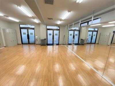 スタジオ内2 - れんたるスタジオMINT レンタルスタジオ 1階の室内の写真