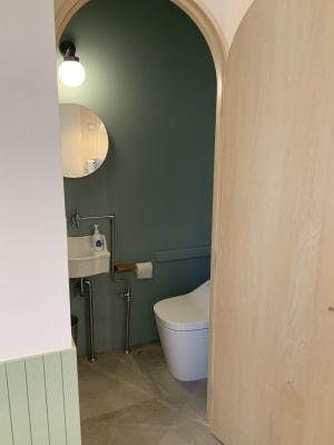 お手洗い - ATELIER295 パーティールームの設備の写真