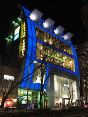 ゴールドジム原宿東京 レンタルスタジオの外観の写真