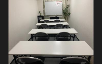 セミナー仕様。 - JK Room 上野駅前2号店 貸し会議室の室内の写真