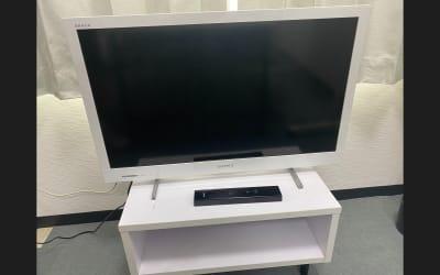 32型テレビ。無料です✨ - JK Room 上野駅前2号店 貸し会議室の設備の写真