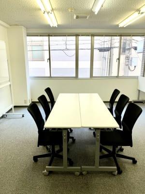 viv .02 貸し会議室•レンタルスペースの室内の写真