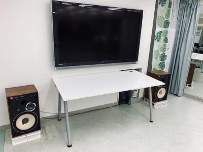 スタジオM  第1 JR稲毛駅前 貸し会議室の設備の写真