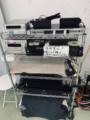 スタジオM  第2 京成稲毛駅前 ダンスレンタルスタジオAルームの設備の写真