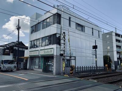 スタジオM  第2 京成稲毛駅前 ダンスレンタルスタジオAルームの外観の写真