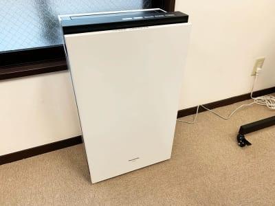 次亜塩素酸空気清浄機「ジアイーノ」 - GS町田RSビル貸会議室 オープン特価・ゲーミングチェアの設備の写真
