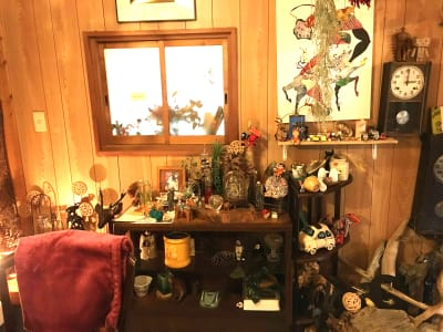 カフェ御結(おむすび) 隠れ家感ある個室で落ち着きます。の設備の写真