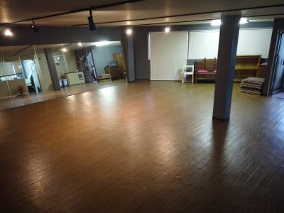 多目的スペース フリーパーク レンタルスタジオの室内の写真
