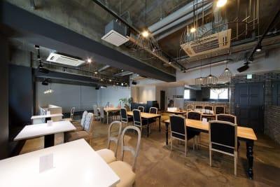 スペース全体写真③ - Duce mix ビルヂング2F GROW UPスペースの室内の写真