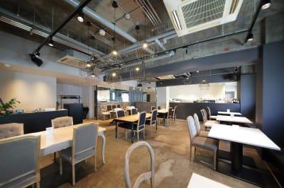 スペース全体写真② - Duce mix ビルヂング2F GROW UPスペースの室内の写真