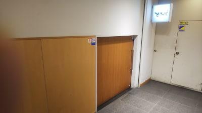 とっちゃば セミナー会場に最適の入口の写真
