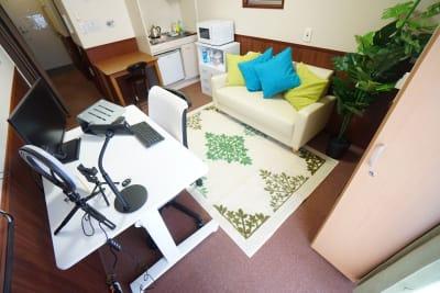 【ひふみミニマルオフィス】 ひふみミニマルオフィス603の室内の写真