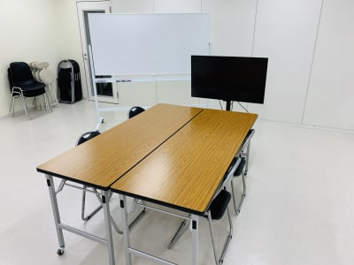 ★リモート会議適応可 wifi接続、有線LAN(7m) - FLASHスタジオ-渋谷- レンタルスタジオの室内の写真