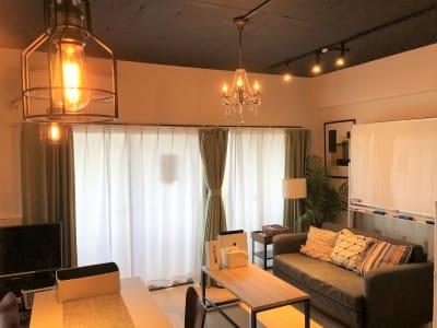 池袋レンタルスペース イーグレット池袋4Fの室内の写真