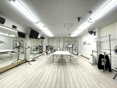 Next Studio 9 レンタル会議室の室内の写真