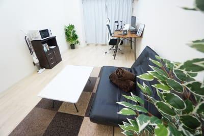 【新大阪ミニマルオフィス】 新大阪ミニマルオフィスの室内の写真
