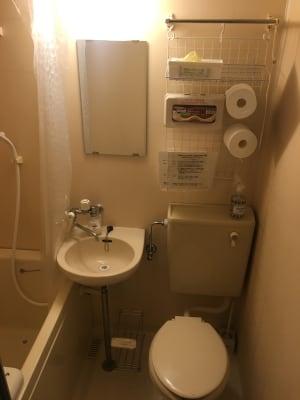 バスルーム - HIMITSUきち。中津 多目的スペースの室内の写真