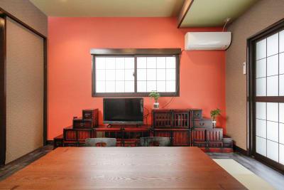 業平 心の室内の写真