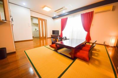 fuente Shinagawa 旅館 亮の室内の写真