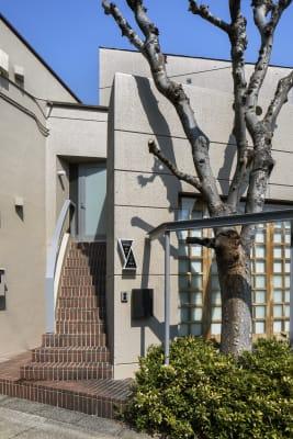 PHYSIO レンタルスペースの入口の写真