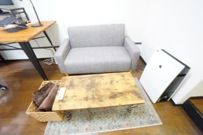 【淡路ミニマルオフィス】 淡路ミニマルオフィス106の室内の写真