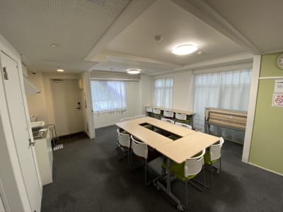 いちご会議室神田第3スペースの室内の写真