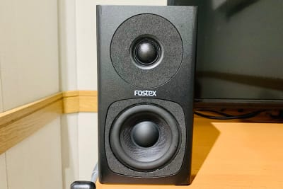 音響スピーカー 2台 スタジオ常設 - PSQ studio 1名〜少人数用の防音スタジオの設備の写真