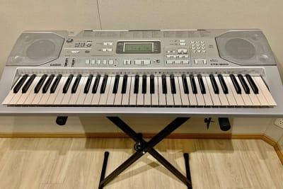 キーボード1台・キーボードスタンド 1脚 貸出無料 - PSQ studio 1名〜少人数用の防音スタジオの設備の写真
