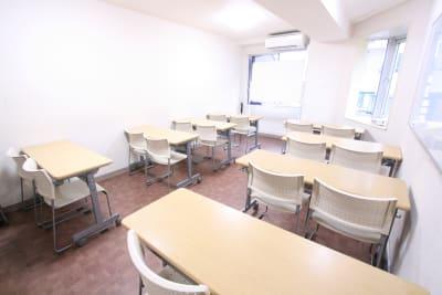 ふれあい貸し会議室新宿ダイカンB ふれあい貸し会議室新宿B-501の室内の写真