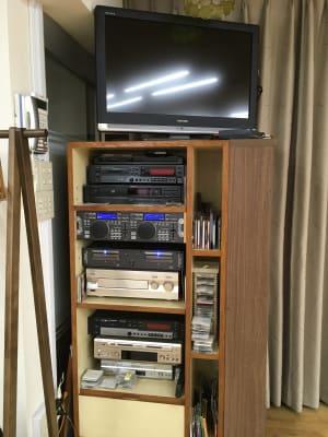 オーディオ設備 - 赤塚ダンススクール レンタルスタジオの室内の写真