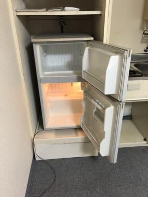 冷凍庫、冷蔵庫 - 格安 レンタルオフィス 均一料金!の室内の写真