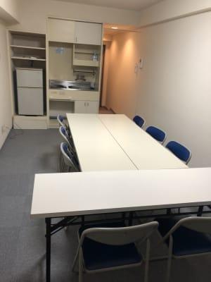 反対側から - 格安 レンタルオフィス 均一料金!の室内の写真