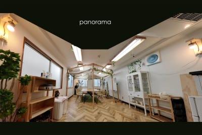パノラマ Sabori The 3026 神楽坂 - Sabori 飯田橋 302 多目的レンタルスペースの室内の写真