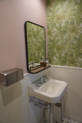 トイレ - イベントスペース バンガローワンの室内の写真