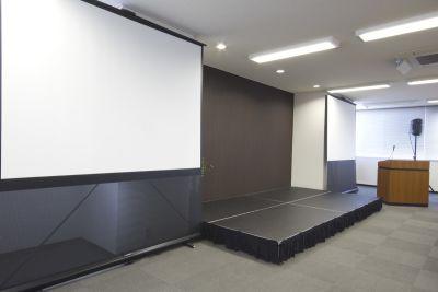 【東新宿】 KDX東新宿ビル内 ホールAの設備の写真