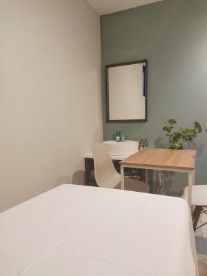 ORIGO Tenjin #1 サロンスペース2の室内の写真