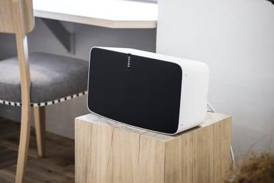 SONOSのスマートスピーカーを3台設置しています。(Spotifyに対応) - HOLDER roppongi  ラウンジスペースの設備の写真