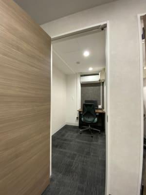 渋谷ワールド宇田川ビル 1人個室 RoomA(7F)の室内の写真