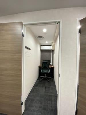 渋谷ワールド宇田川ビル 1人個室 RoomB(7F)の室内の写真