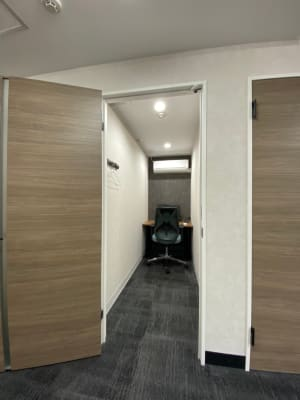 渋谷ワールド宇田川ビル 1人個室 RoomC(7F)の室内の写真