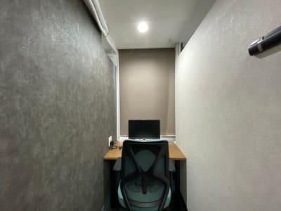 渋谷ワールド宇田川ビル 1人半個室 RoomE(7F)の室内の写真