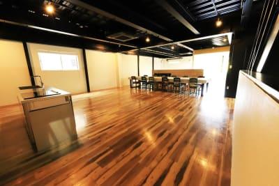 イープ清水倉庫 フリースペースの室内の写真