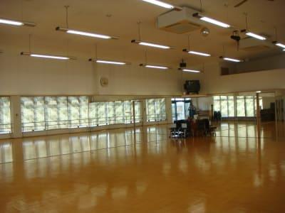 柱のない広々スペース - ナカガワスタジオ レンタルスペースの室内の写真