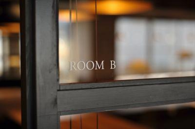 Basis Point神保町店  8名用会議室 (Room B)の室内の写真