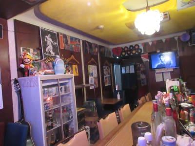 店内全体④ - アサヒバー バースペースの室内の写真