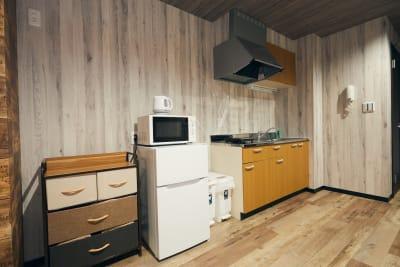 GH  東京スカイツリーⅡ 向島 1室貸し 向島101の室内の写真
