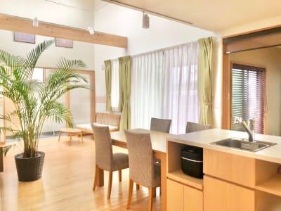 【用賀駅5分】一軒家(一階)貸切 世田谷キッチンスタジオ、駐車場有の室内の写真