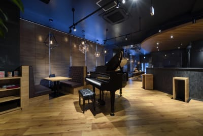 ラウンジの風景 - 東邦オフィス福岡天神 東邦オフィス天神コワーキングBの室内の写真