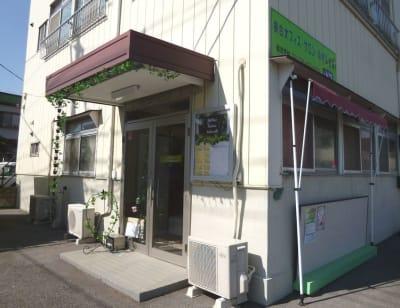 店内入口 - 3ACT 南店(シェアスクール) 3ACT南店(シェアスクール)の室内の写真